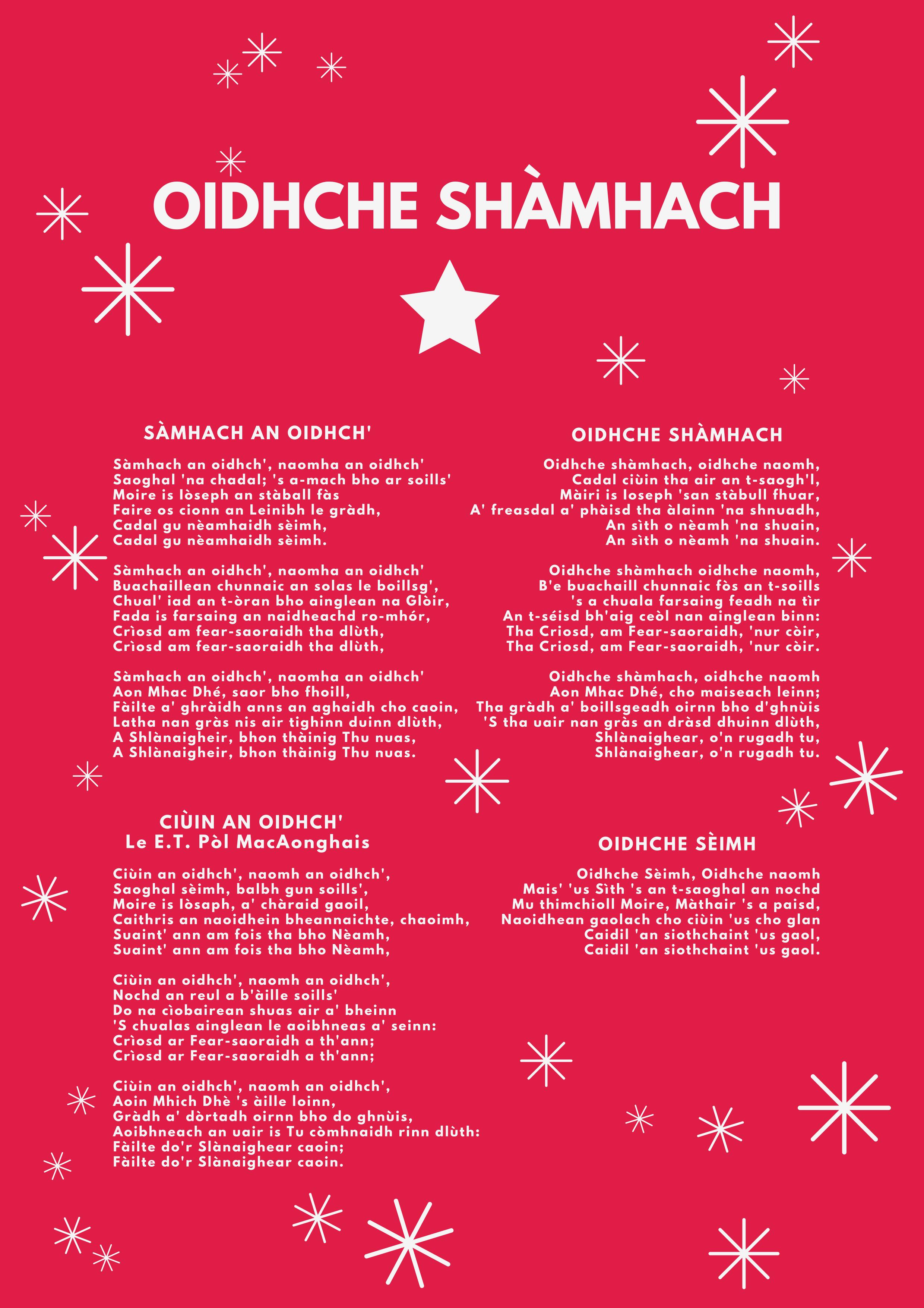 Oidhche Shamhach - WP